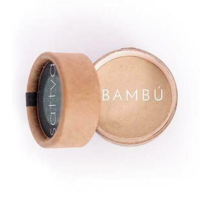 Base en polvo Bambú