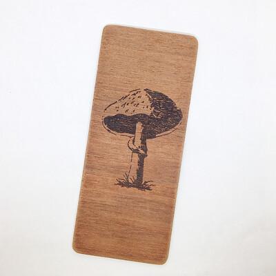 Separador de madera Hongo