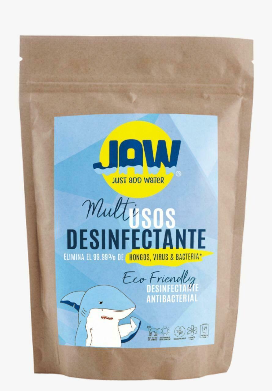 Desinfectante multiusos 1 sobre para 8 litros