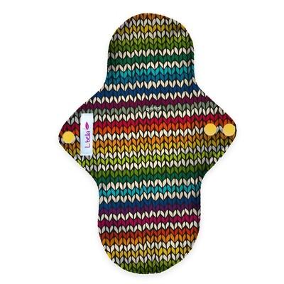 Toalla sanitaria regular crochet