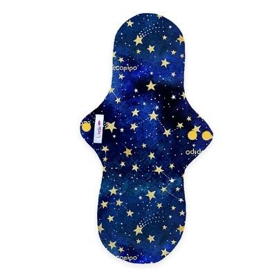 Toalla sanitaria nocturna Estrellas