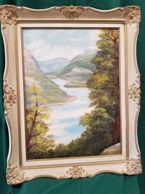 #1-1039 Oil Painting