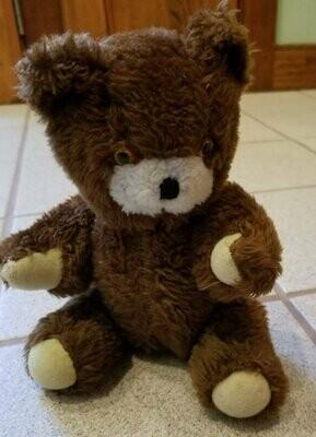 Vintage Nickerbocker Bear, Stuffed Bear, Animals of Distinction