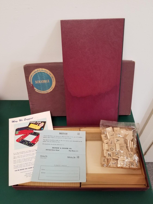 1953 Scrabble Game #1-836