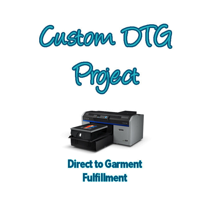 Custom Quote DTG Project