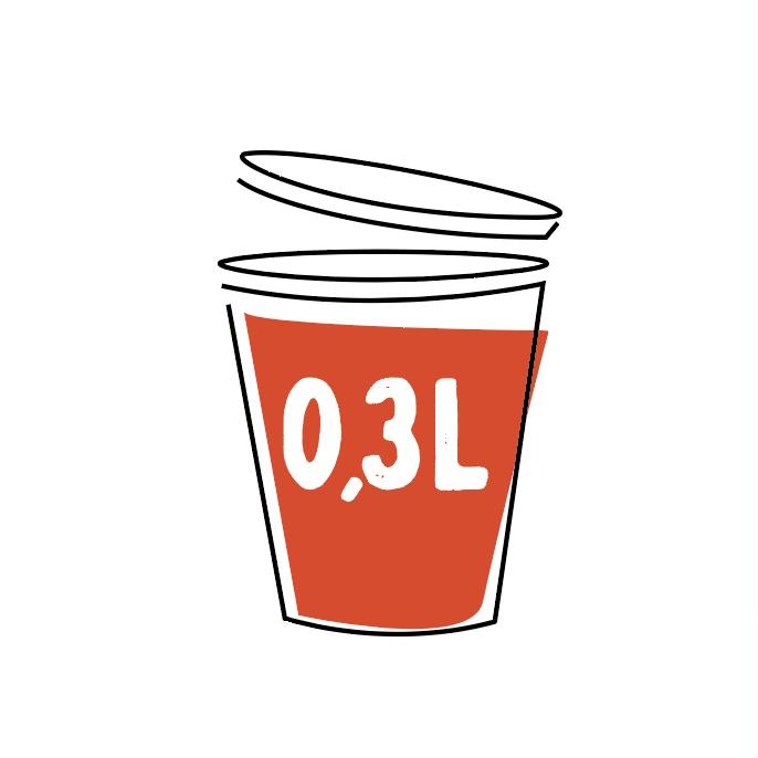 Tomatensoep 0,3 l
