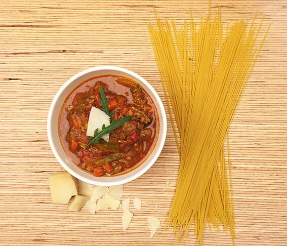 Spaghettisaus 1l