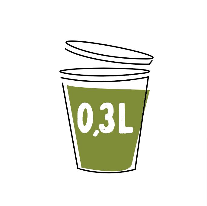 Spinaziesoep met Nootmuskaat 0,3l