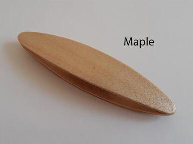 Beanile Tatting Shuttle Maple