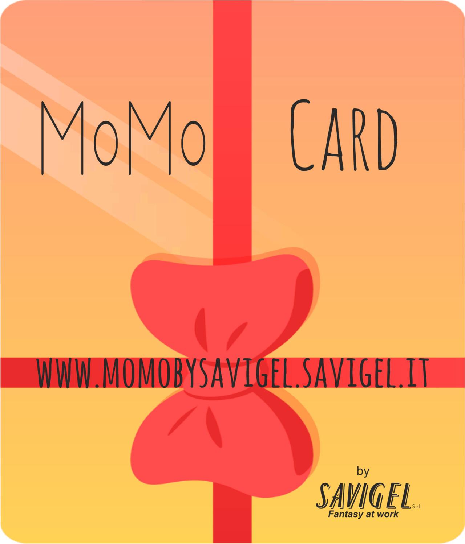 MoMo Card (Carta regalo)