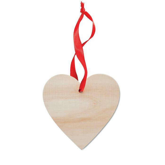 Wooheart - Cuore in legno