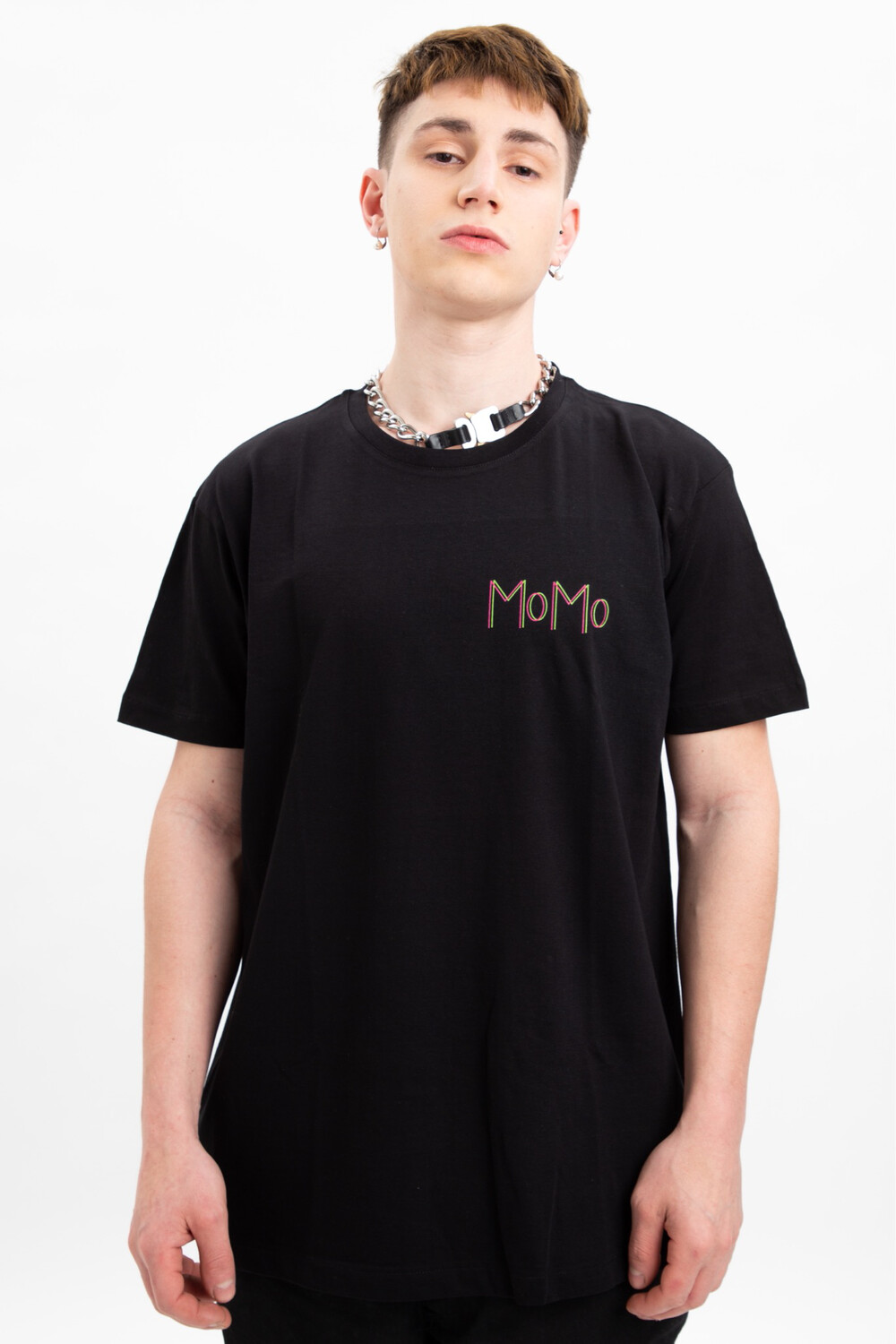 "T-Shirt ""MoMo Vertical"""