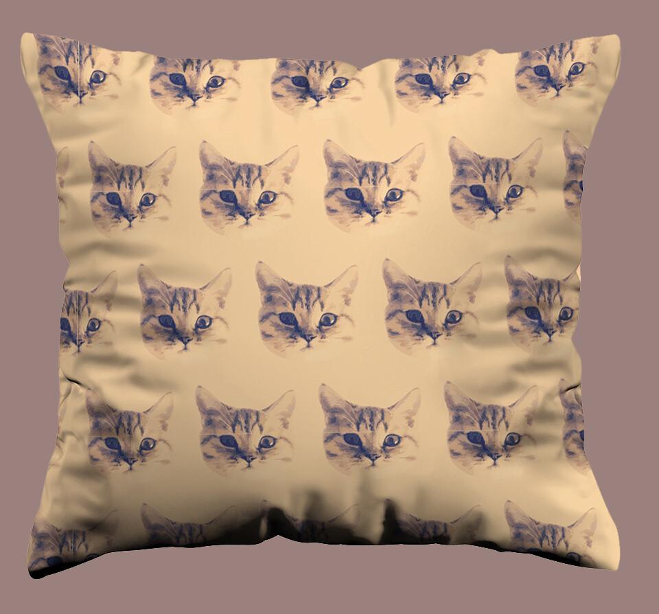BEANIE pillow