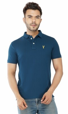 Pro Riders Men's Airforce Polo