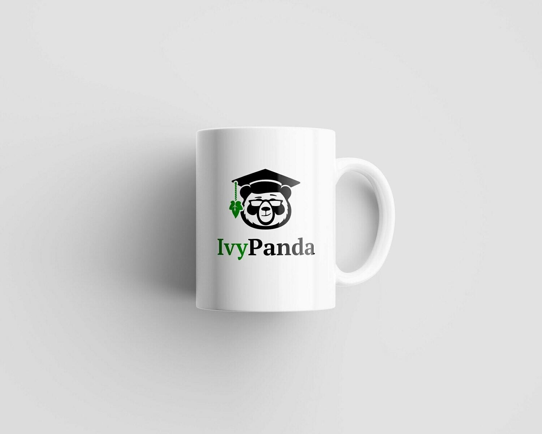 IvyPanda Branded Mug White