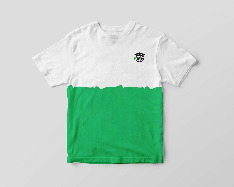 IvyPanda Branded T-shirt Green/White