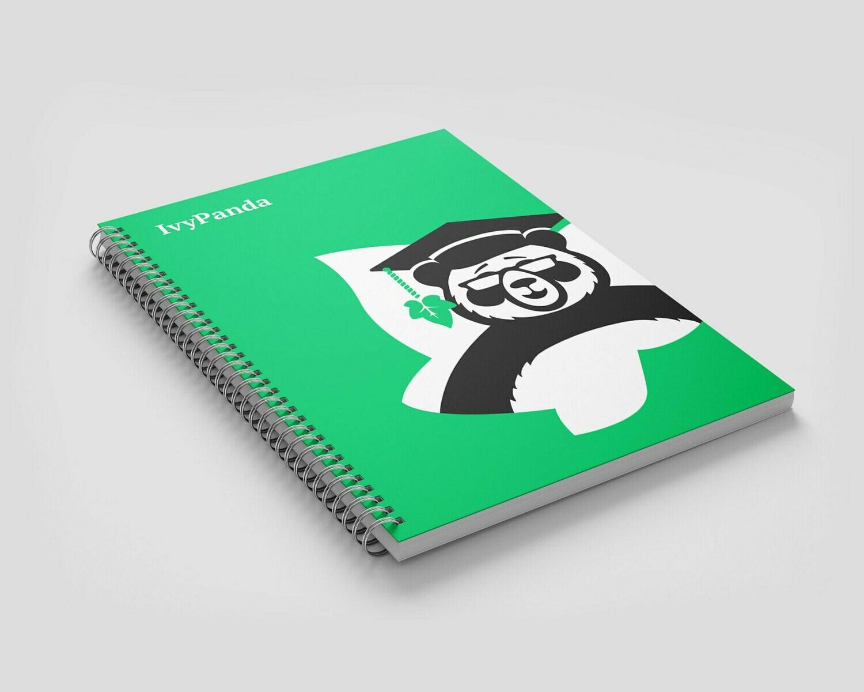 IvyPanda Branded Notebook