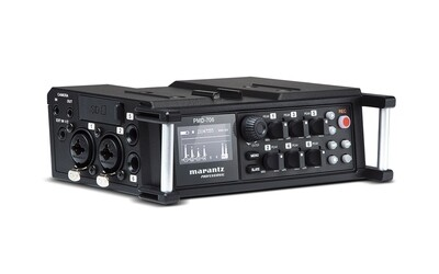 MARANTZ PMD-706 6-Channel Solid State Field Recorder