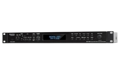 DN-F350Solid-State Media Player with Bluetooth®/USB/SD/Aux Inputs