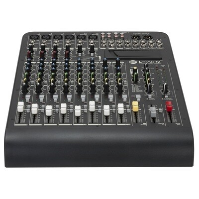L-PAD 12CX 12 CHANNEL MIXING CONSOLE WITH EFFECTS
