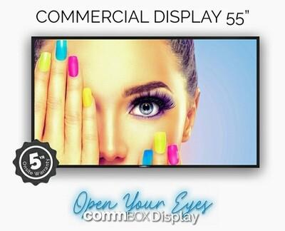 COMMBOX DISPLAY 55'4K