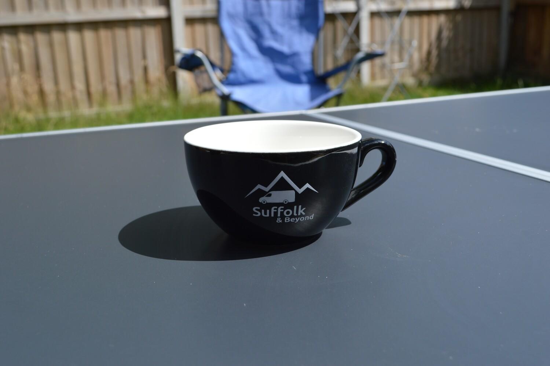 6oz Flat White S&B Coffee Cup