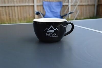 9oz Americano / Latte S&B Coffee Cup