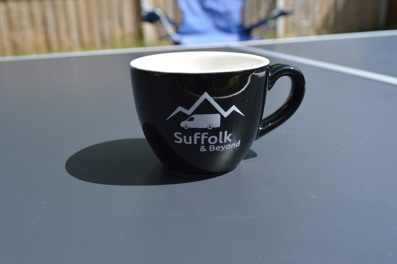 3oz Espresso S&B coffee cup