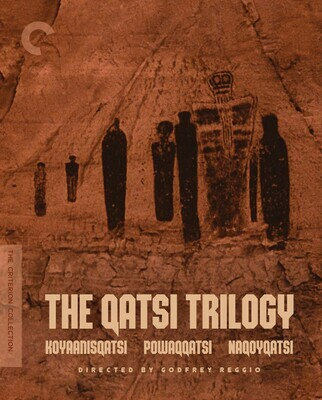 THE QATSI TRILOGY - BOX
