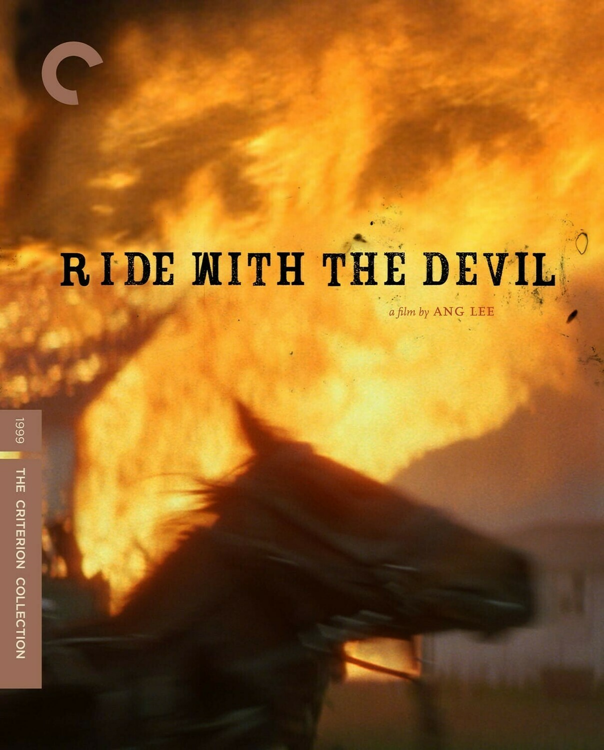 RIDE WITH THE DEVIL - BLURAY