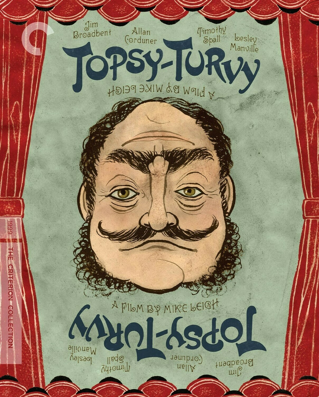 TOPSY-TURVY - BLURAY