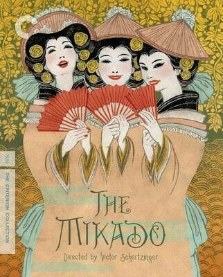 THE MIKADO - BLURAY