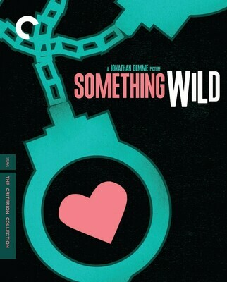 SOMETHING WILD - BLURAY