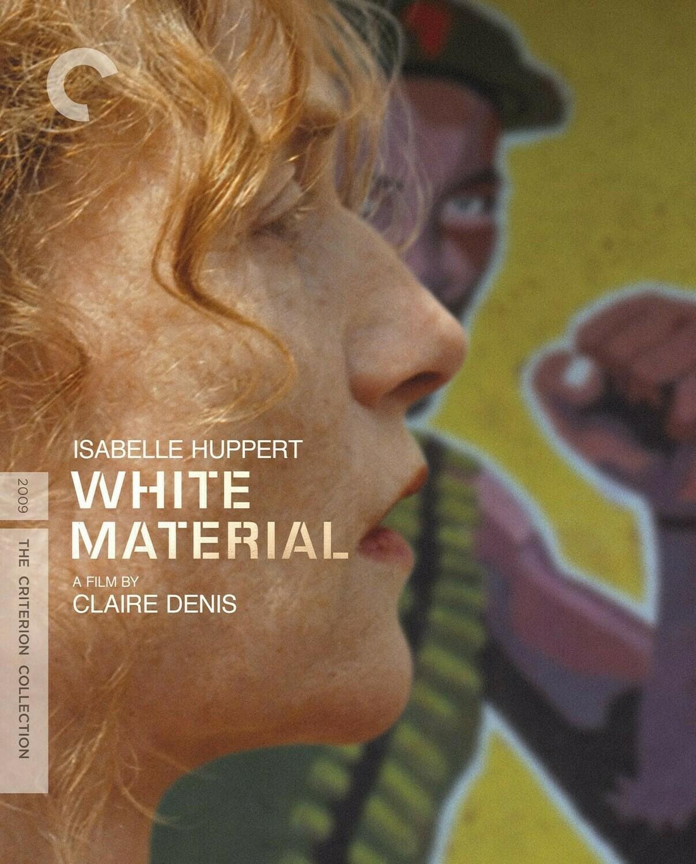 WHITE MATERIAL - BLURAY
