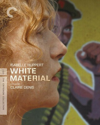WHITE MATERIAL - BLURAY