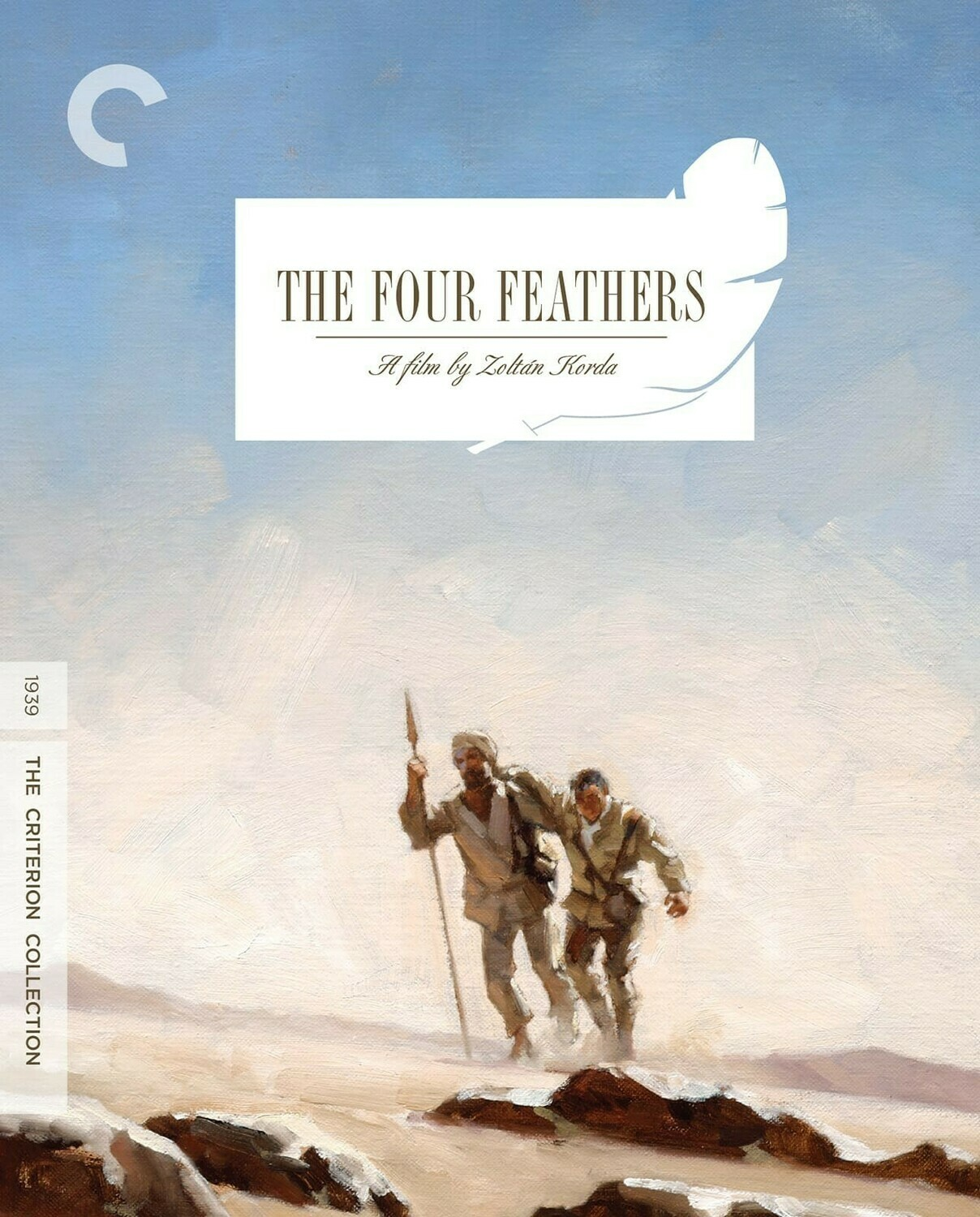 THE FOUR FEATHERS - BLURAY