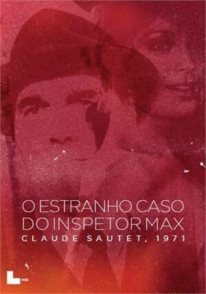 O ESTRANHO CASO DO MINSPETOR MAX - DVD