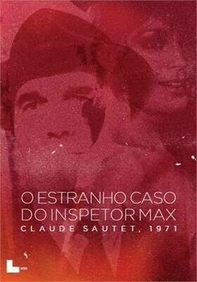 O ESTRANHO CASO DO INSPETOR MAX - DVD
