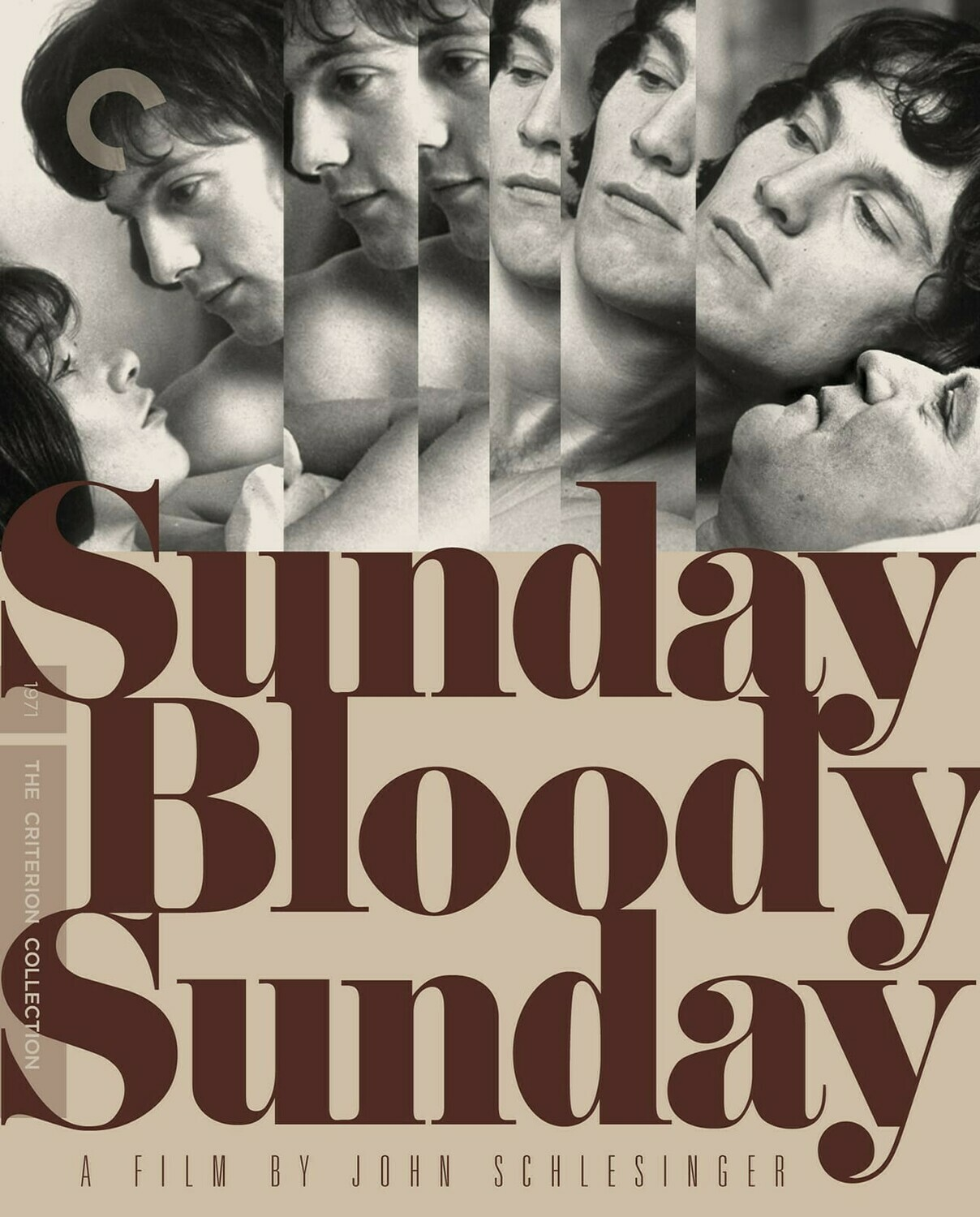 SUNDAY Bloody Sunday - BLURAY