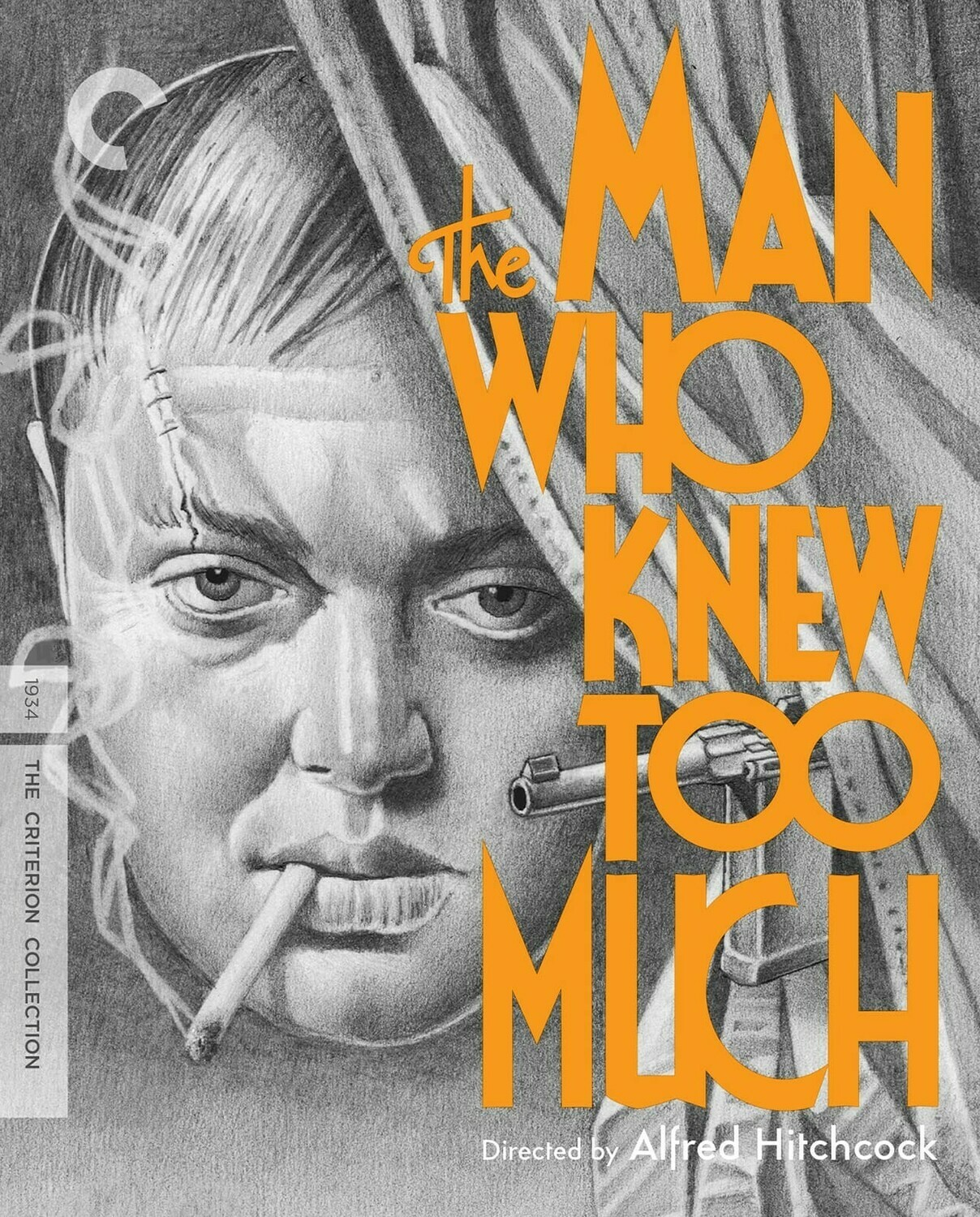 THE MAN WHO KNEW TOO MUCH - BLURAY