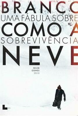 BRANCO COMO A NEVE - DVD