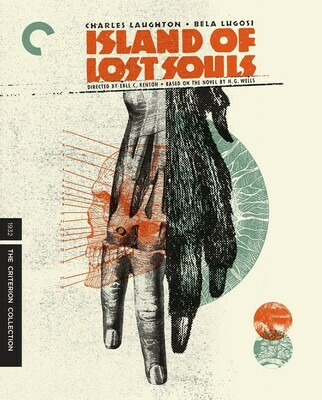 ISLAND OF LOST SOULS - BLURAY