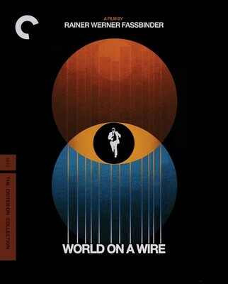 WORLD ON A WIRE - BLURAY