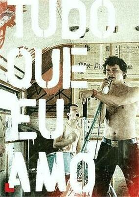 TUDO QUE EU AMO - DVD