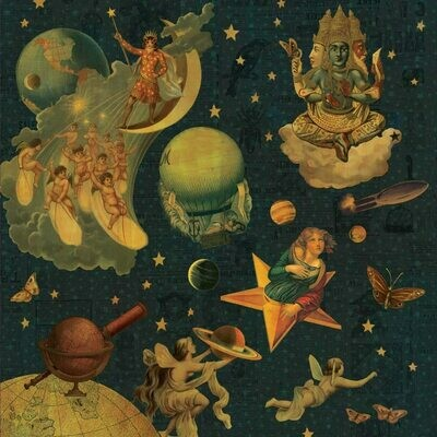 THE SMASHING PUMPKINS - MELLON COLLIE AND INFINITE SADNESS - SPECIAL EDICTION - 5 CD'S BOX
