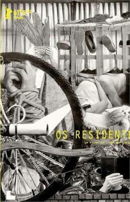 OS RESIDENTES - DVD