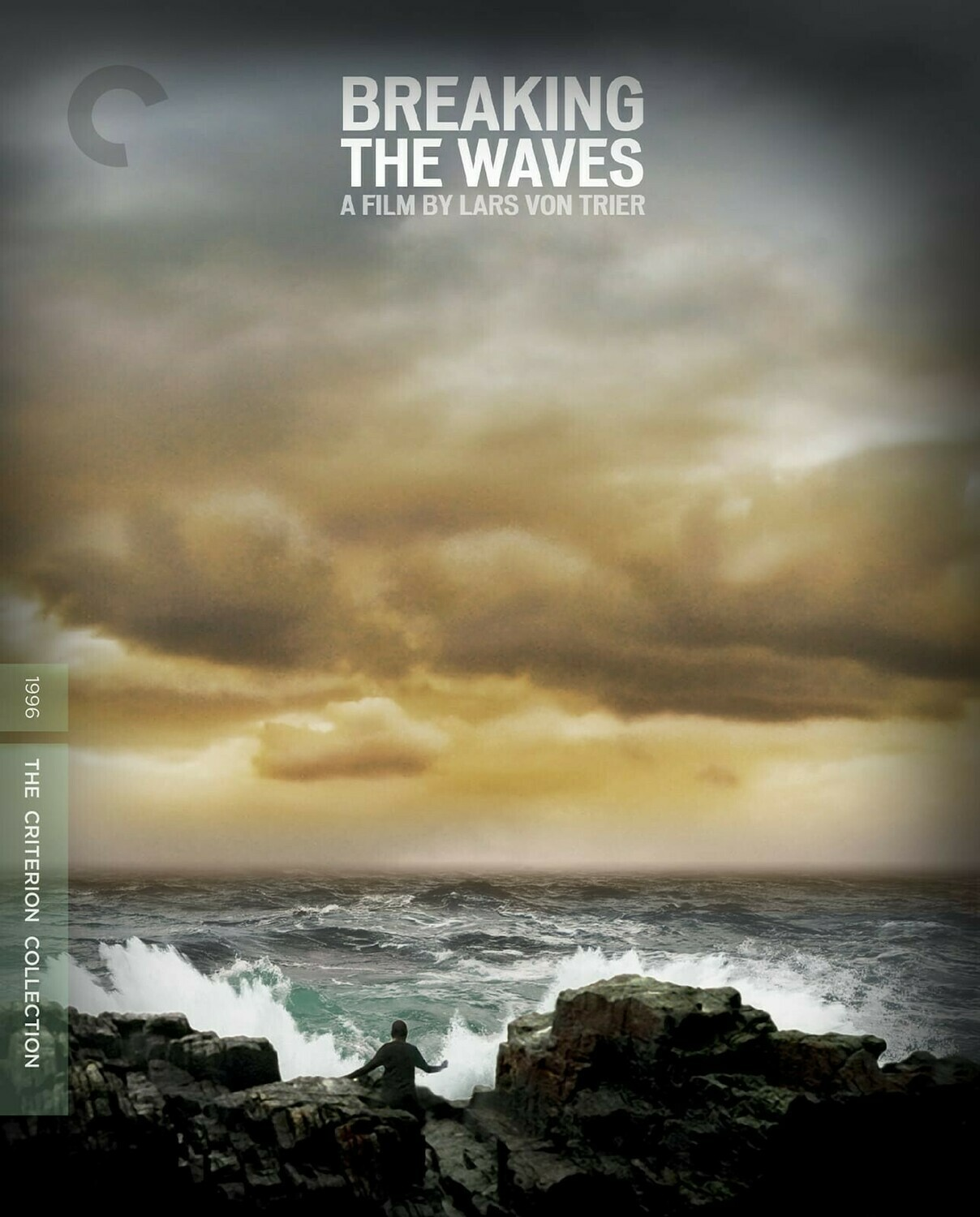 BREAKING THE WAVES - BLURAY