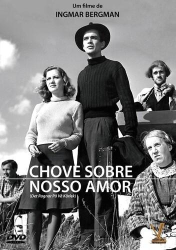 CHOVE SOBRE NOSSO AMOR - DVD