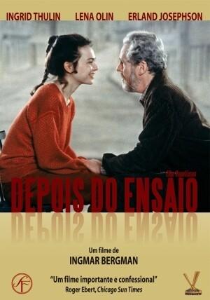 DEPOIS DO ENSAIO - DVD