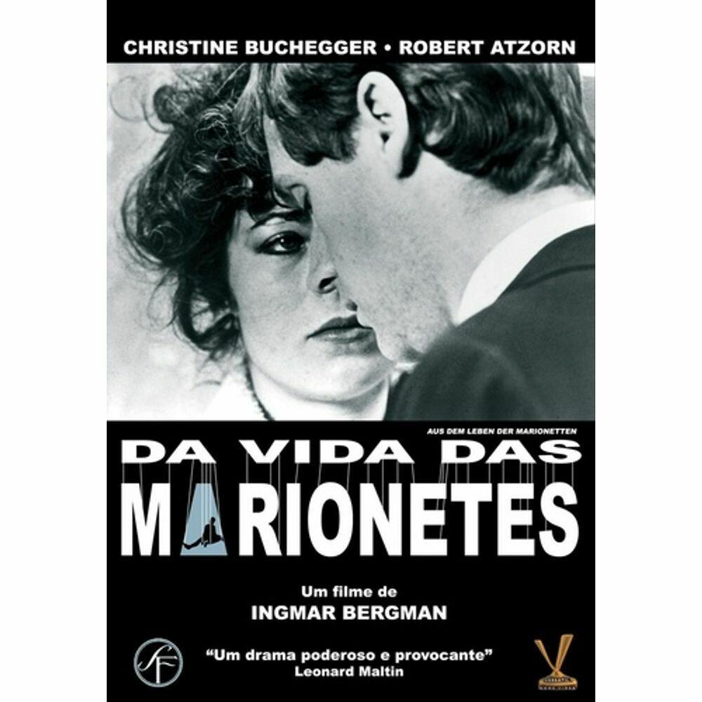 DA VIDA DAS MARIONETES - DVD